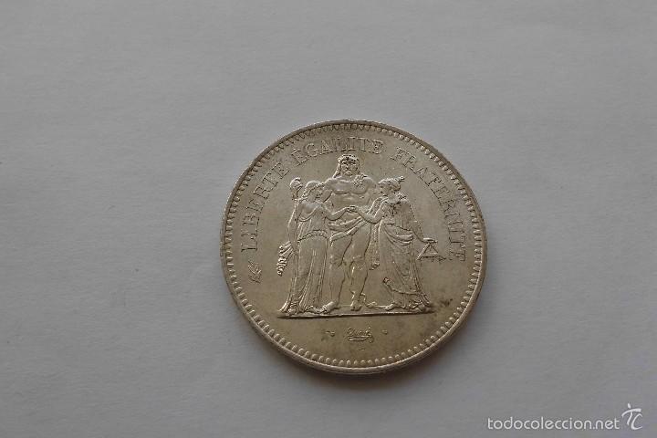 FRANCIA 50 FRANCOS 1976 SC (Numismática - Extranjeras - Europa)