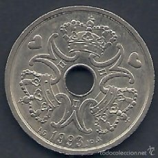 Monedas antiguas de Europa: DINAMARCA - 2 CORONAS 1993 - CAT.SCHOEN Nº. 88 - VISITA MIS OTROS LOTES Y AHORRA GASTOS. Lote 56168727