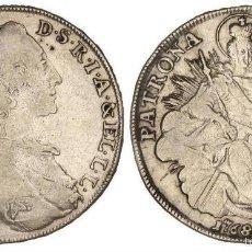 Monedas antiguas de Europa: ESTADOS ALEMANES THALER MAXIMILIANO III 1768-A BAVIERA . Lote 56636812