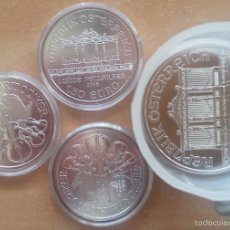 Monedas antiguas de Europa - 1 ONZA / 1 OZ PLATA. DIFERENTES PAISES (FILARMONICA 2016). SC. ENVIO CERTIFICADO - 56980894