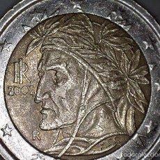 Monedas antiguas de Europa: 2 EUROS 2002 ITALIA CIRCULADA - MONEDAS USADAS. Lote 195156583
