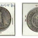 Monedas antiguas de Europa: 1802, GAULE SUBAPLINE, 5 FRANCS, EXTRAORDINARIA Y RARA MONEDA. Lote 57096833