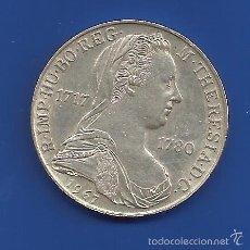 Monedas antiguas de Europa: AUSTRIA 25 SCHILLING (CHELINES) PLATA 1967 EMPERATRIZ MARIA TERESA EBC+. Lote 57331454