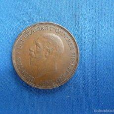 Monedas antiguas de Europa: ONE PENNY. 1936. Lote 57790266