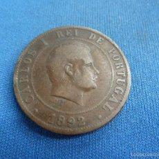 Monedas antiguas de Europa: 20 REIS. 1892. PORTUGAL. Lote 57790382