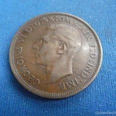 Monedas antiguas de Europa: ONE PENNY. 1938. Lote 57790447