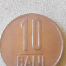 Monedas antiguas de Europa: MONEDA RUMANIA 10 BANI 2011. MBC. Lote 57813543