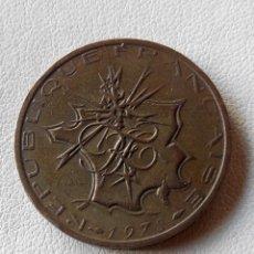 Monedas antiguas de Europa: MONEDA FRANCIA 10 FRANCS FRANCOS 1978. EBC. Lote 57818412