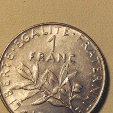 Monedas antiguas de Europa: MONEDA FRANCIA 1 FRANC - FRANCO 1965.MBC. Lote 57839240