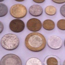 Monedas antiguas de Europa: 58 MONEDAS DE VARIOS PAÍSES. Lote 57853223