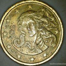 Monedas antiguas de Europa: 10 CENTIMOS CENT EURO ITALIA 2002 CIRCULADA - MONEDAS USADAS. Lote 57931001