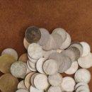 Monedas antiguas de Europa: LOTE DE 82 MONEDAS DE BÉLGICA . Lote 58175383