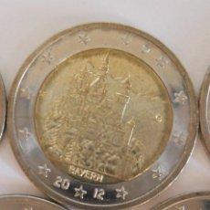 Alte Münzen aus Europa - Moneda 2 Euros Conmemorativa Alemania 2012 - Bayer - Ceca J - 58347714