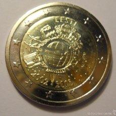 Monedas antiguas de Europa: MONEDA 2 EUROS CONMEMORATIVA ESTONIA 2012 - TYE. Lote 194207777