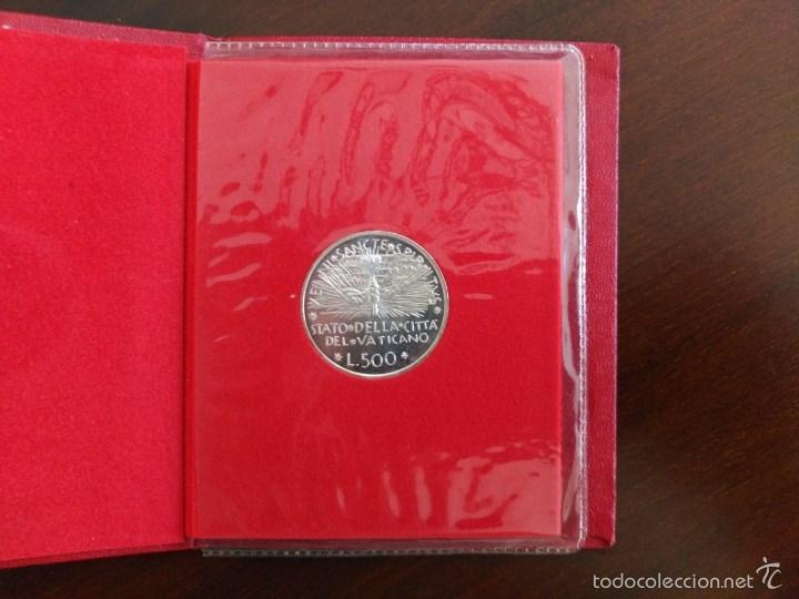 Monedas antiguas de Europa: Vaticano sede vacante 1978. 500 liras, plata, sin circular - Foto 3 - 58470417