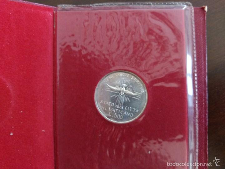 Monedas antiguas de Europa: Vaticano sede vacante 1978. 500 liras, plata, sin circular - Foto 3 - 58470474