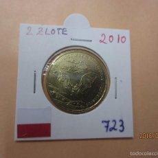 Monedas antiguas de Europa: POLONIA 2 ZLOTE 2010 KM723 SC. Lote 60633059