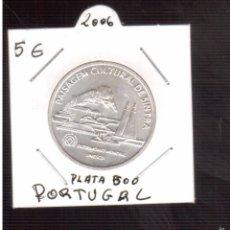 Monedas antiguas de Europa: PORTUGAL 5 € PLATA 2006. Lote 60946051