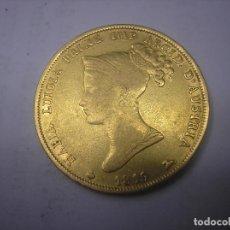 Monedas antiguas de Europa: PARMA , ITALIA AUSTRIACA. 40 LIRAS DE ORO DE 1815. Mª LUISA PRINCESA DE AUSTRIA. Lote 61393515