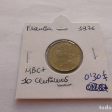 Monedas antiguas de Europa: FRANCIA 10 CENTIMOS 1976. Lote 61709368