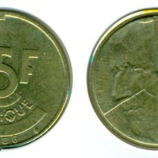 Alte Münzen aus Europa - BÉLGICA 5 FRANCOS 1986 ( EBC- ) - BELGIQUE - 62135396