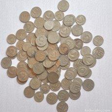 Monedas antiguas de Europa: LOTE 100 MONEDAS SOVIETICAS .10.15 KOPPEK 1961-1991A .URSS. Lote 122565546