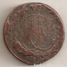 Monedas antiguas de Europa: RUSIA. 5 KOPEK DE 1771. Lote 64024107