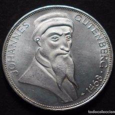 Monedas antiguas de Europa: ALEMANIA, REP. FEDERAL 5 MARCOS 1968-G (KARLSRUNE) -PLATA-. Lote 64791919
