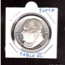 Monedas antiguas de Europa: MONEDA DE PLATA DE JAUN PABLO II 20 GRAMOS NUMERO 103. Lote 65024047