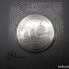 Monedas antiguas de Europa: SUIZA, 20 FRANCOS DE PLATA DE 2006 B. EDIFICIO DEL PARLAMENTO. Lote 66209214