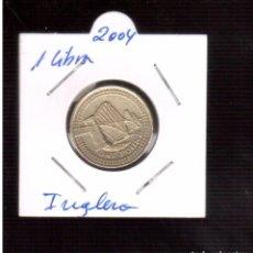 Monedas antiguas de Europa: MONEDA DE EUROPA INGLATERRA 2004. Lote 67314177