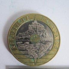 Monedas antiguas de Europa: MONEDA 20 FRANCS FRANCOS 1992. Lote 67595881