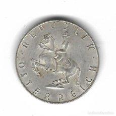 Monedas antiguas de Europa: MONEDA. 5 CHELINES. AUSTRIA. 1961. Lote 68200941