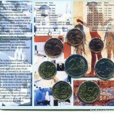 Monedas antiguas de Europa: GRECIA CARTERA EURO COIN SET 2012 OFFICIAL ISSUE. Lote 68285157