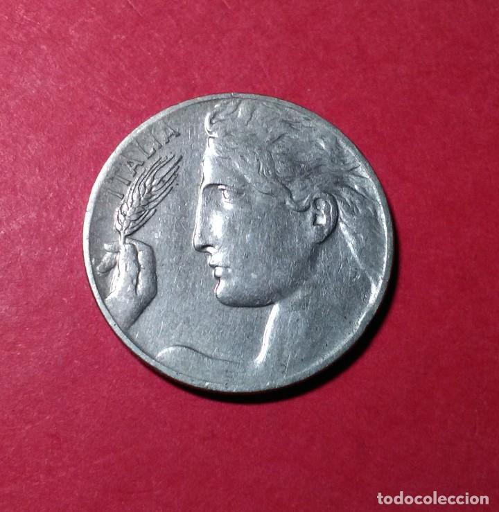 ITALIA. 20 CENTESIMI. 1921. (Numismática - Extranjeras - Europa)