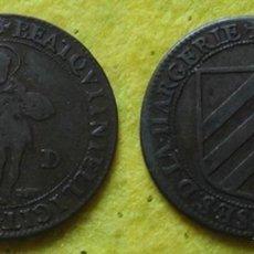 Monedas antiguas de Europa: FRANCIA JETON ND (1700) FRANCOIS RAISSE DE LA HARGERIE, ST JEAN EN GREVE, PARIS. Lote 47267621