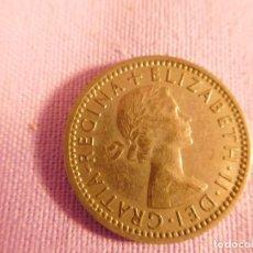 Monedas antiguas de Europa: ISABEL II , GRAN BRETAÑA, 1959, . Lote 69656461