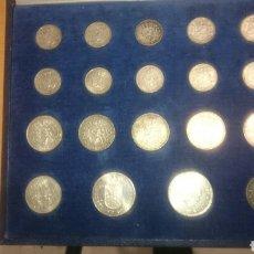Monedas antiguas de Europa: ESTUCHE DE MONEDAS DE PLATA DE HOLANDA DE 220 GRAMOS EN PLATA. Lote 70177821