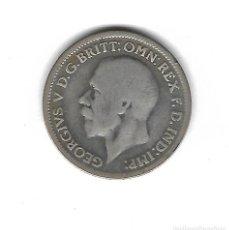 Monedas antiguas de Europa: MONEDA. INGLATERRA. 6 PENCE. 1932. PLATA. Lote 71865243