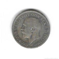 Monedas antiguas de Europa: MONEDA. INGLATERRA. 6 PENCE. 1931. PLATA. Lote 71865259