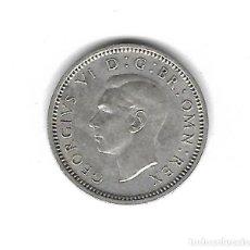 Monedas antiguas de Europa: MONEDA. INGLATERRA. 3 PENCE. 1941. PLATA. Lote 71869079