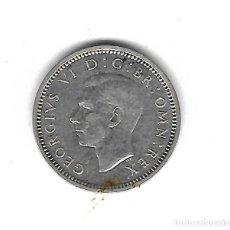 Monedas antiguas de Europa: MONEDA. INGLATERRA. 3 PENCE. 1938. PLATA. Lote 71869187
