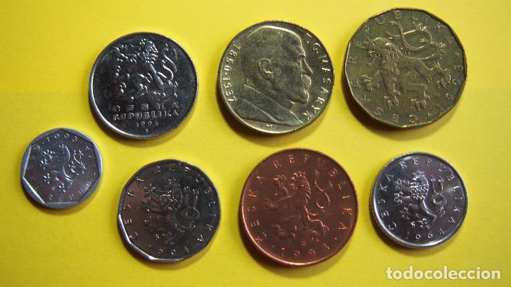 Moneda Republica Checa