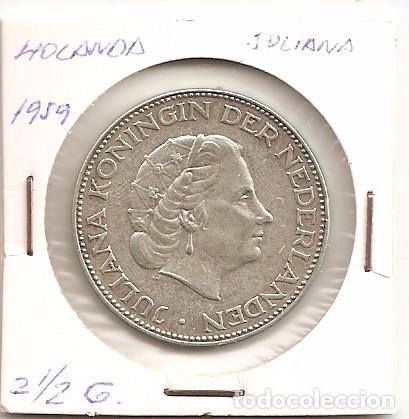Gran Moneda En Plata 32mm 15 Gr Juliana Koning Comprar Monedas