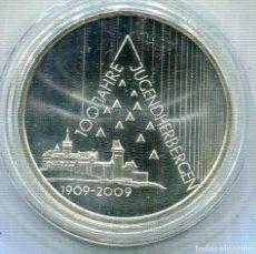 Monedas antiguas de Europa: ALEMANIA 10€ 2009 PLATA ALBERGUES JUVENILES. Lote 73768875