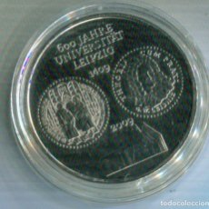 Monedas antiguas de Europa: ALEMANIA 10€ PLATA 2009 UNIVERSIDAD DE LEIPZIG. Lote 73769027