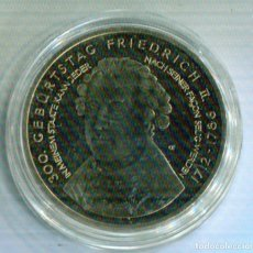 Monedas antiguas de Europa: ALEMANIA 2012 10 EUROS CUPRONICKEL FRIEDRICHH II. Lote 73959319