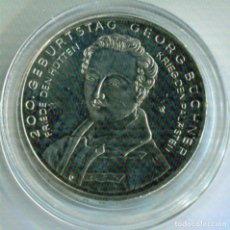 Monedas antiguas de Europa: ALEMANIA 2013 10 EUROS CUPRONICKEL GEORG BÜCHNER. Lote 73959991