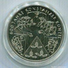 Monedas antiguas de Europa: ALEMANIA 2014 10 EUROS CUPRONICKEL CONCILIO DE CONSTANZA. Lote 73978515