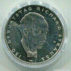 Monedas antiguas de Europa: ALEMANIA 2014 10 EUROS CUPRONICKEL RICHARD STRAUSS. Lote 73978687